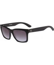 Karl Lagerfeld メンズkl871sマットブラックサングラス