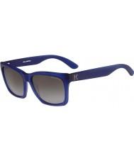 Karl Lagerfeld メンズkl871sマットブルーサングラス