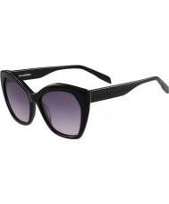 Karl Lagerfeld レディースkl929s黒のサングラス