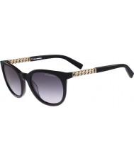 Karl Lagerfeld レディースkl891s黒のサングラス