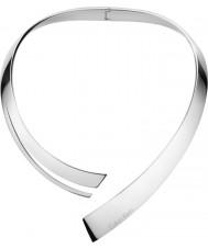 Calvin Klein KJ3UMJ000100 銀鋼チョーカーを超えレディース
